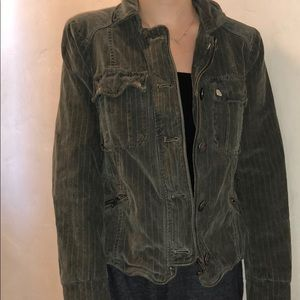 Free People Corduroy Jacket